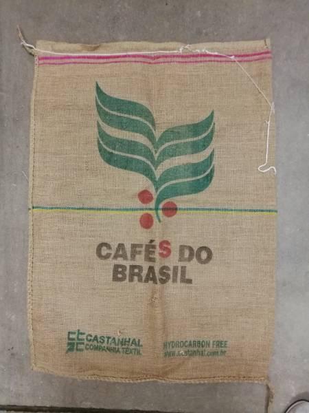 Kaffeesack Brasilien