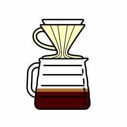 Bohne für Filterkaffee