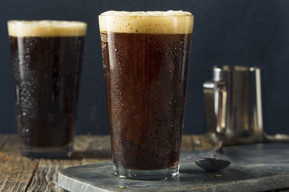Nitro Iced Coffee