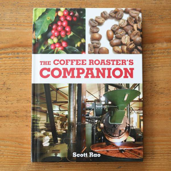 Buch Scott Rao Coffee Roasters Companion