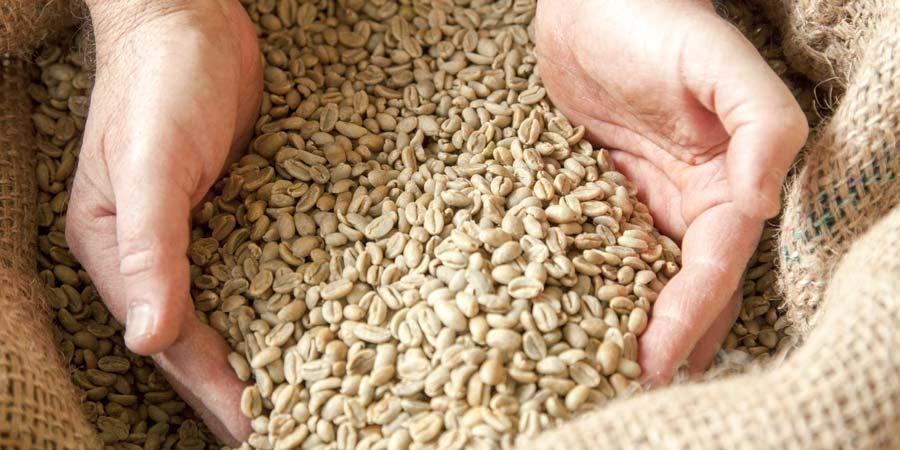 Lagerung Kaffee