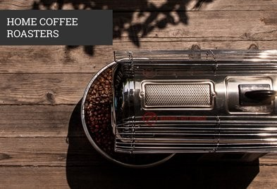 home coffee roaster