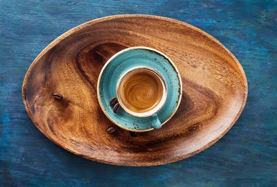 Kaffeeröstung Espresso