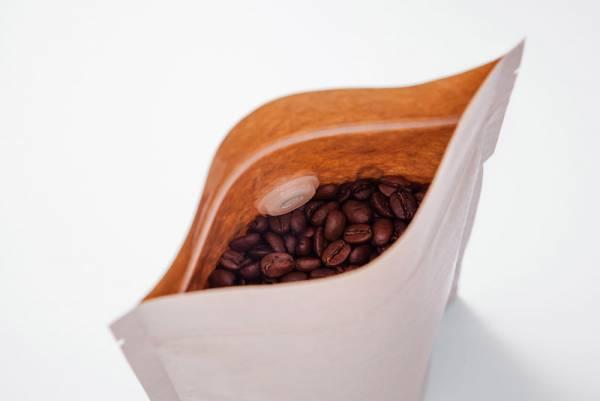 Kaffeebeutel für frisch gerösteten Kaffee
