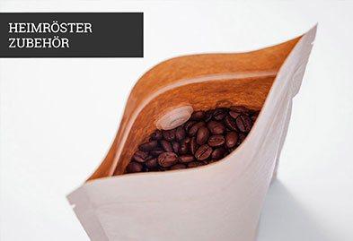 Heimröster Zubehör - Kaffeebeutel und Filter