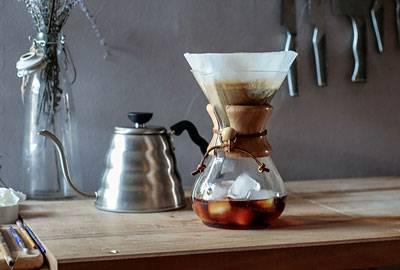 Kaffeeröstung Iced Coffee