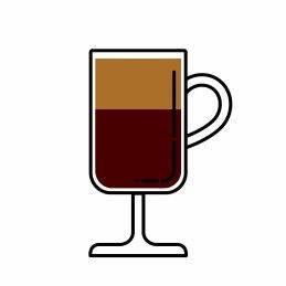 Kaffeebohne für Cold Brew